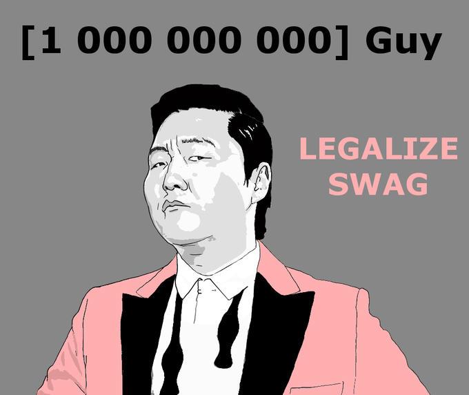 [1 000 000 000] Guy