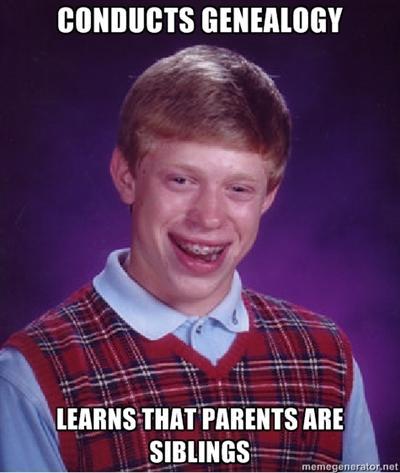 Brian's Parents