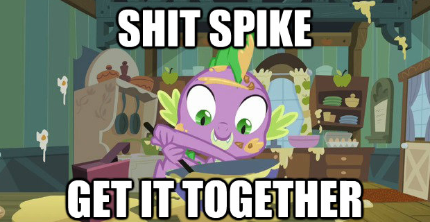 GET IT TOGETHER SPIKE