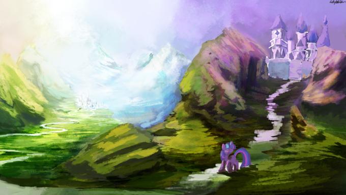 Sparkle's Journey