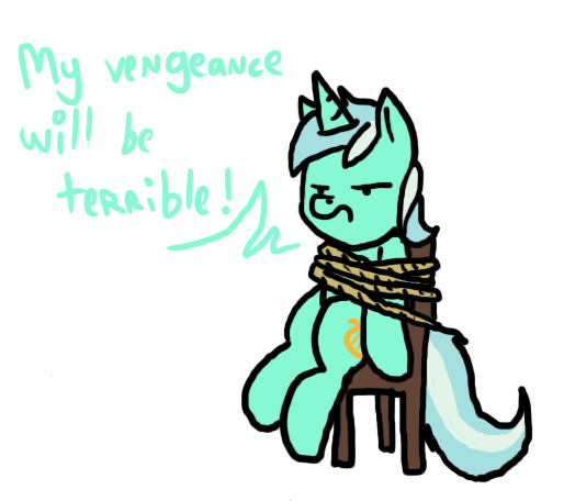 Lyra's Vengeance will be Terrible