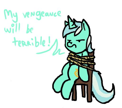 Lyra's Vengeance will be Terrible