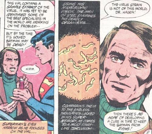 Sagan and Superman