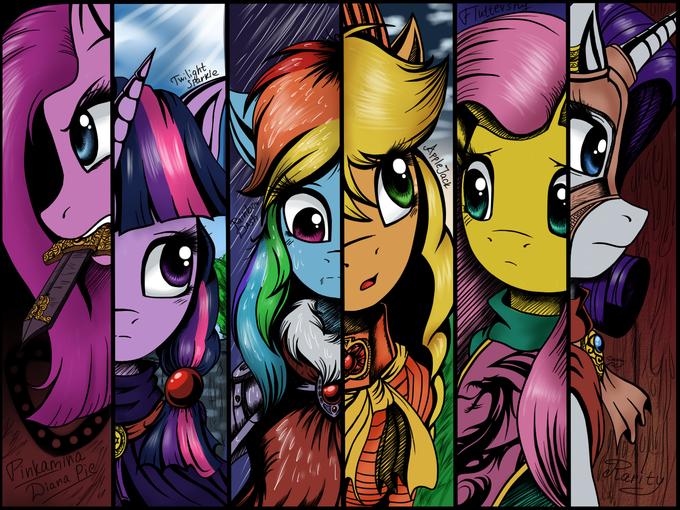 .: My little pony: Oblivion :.