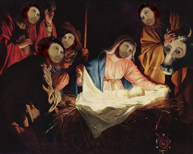 Botched Nativity