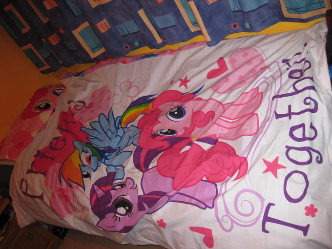 Check Out My Badass Bed My Little Pony Friendship Is