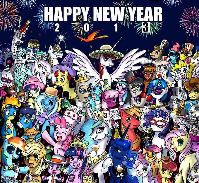 Happy new year, KYM!