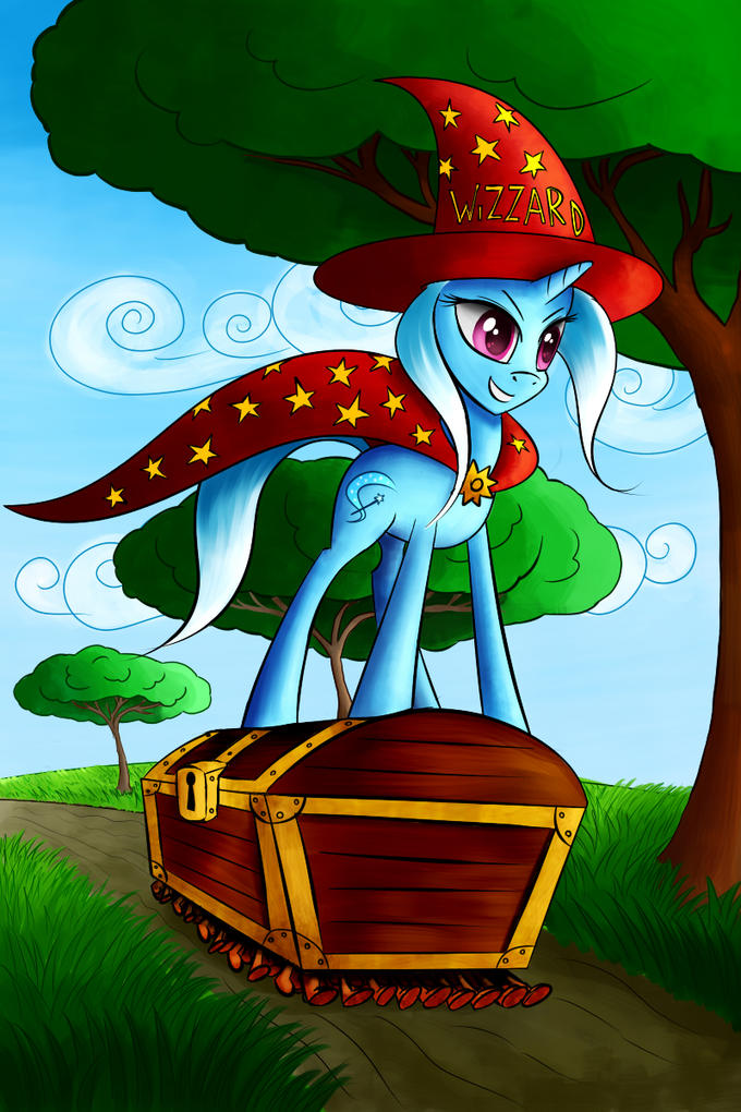 Trixie the Wizard