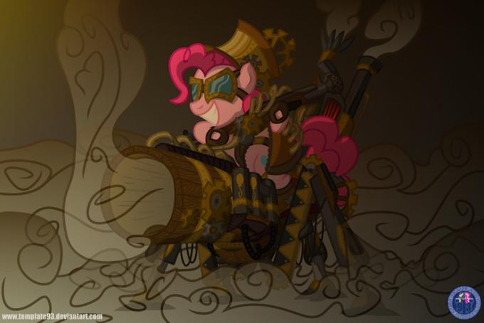 SteamPunk Pinkie