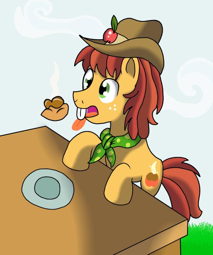 Apple Family Member: Buckwheat