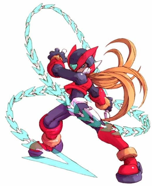 Zero (Mega Man Zero version)