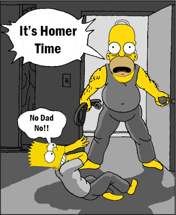 It's Homer Time!
