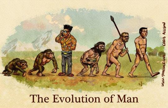 Jersey Evolution