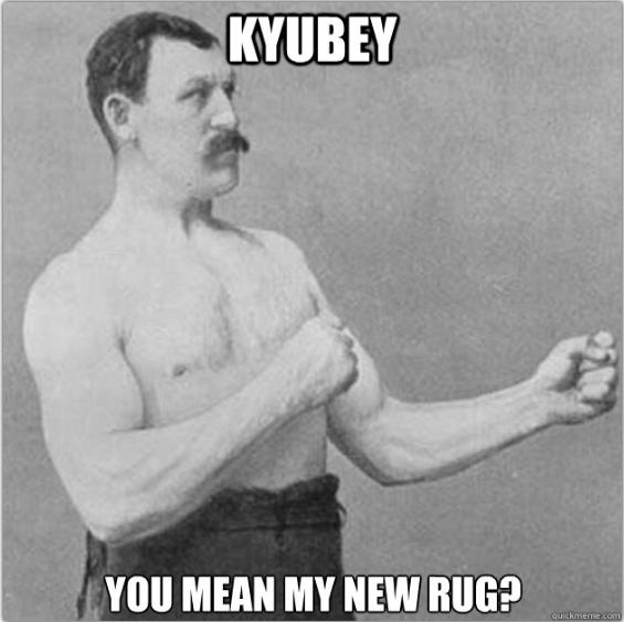 Kyubey?