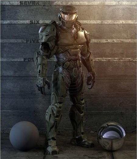 halo wars spartan
