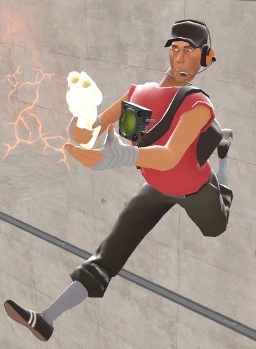 Strange Scout Is Strange