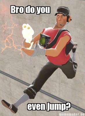 Strange Scout Is Mad