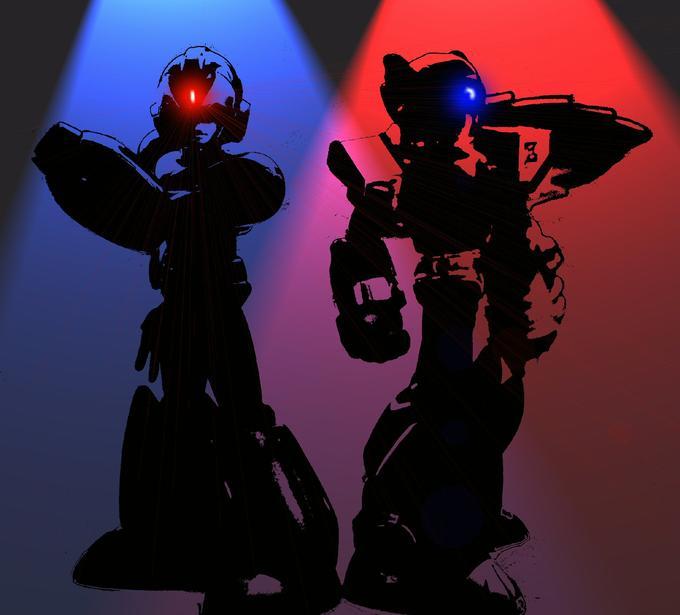 Mega Man X and Zero