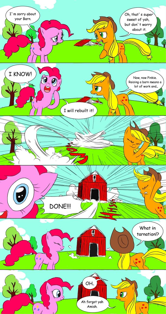 Pinkie`s talent