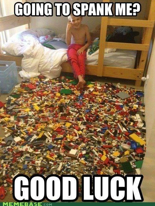 image 476955 i hope you step on a lego know your meme. Black Bedroom Furniture Sets. Home Design Ideas