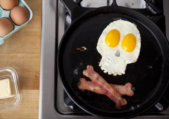 A Pirate's Breakfast