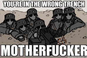 Wrong Trench