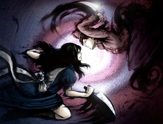 Alice VS Matsudoki