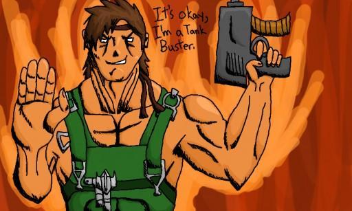 Guy Kazama: Tankbuster