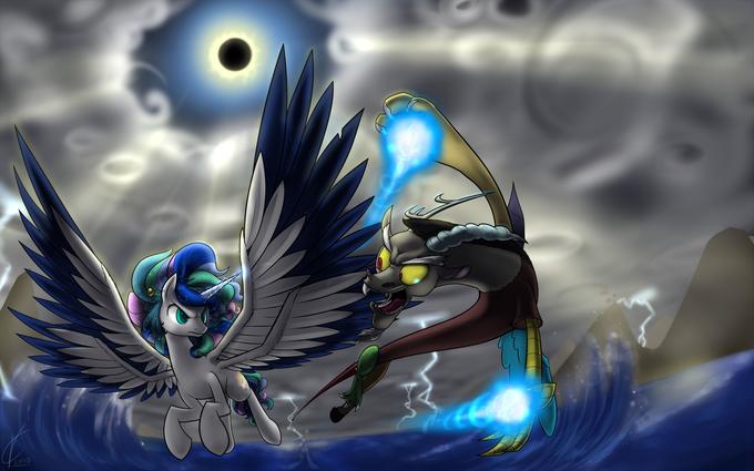 Fusion clash!