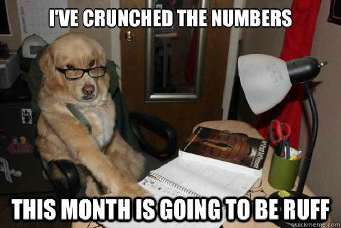 ea6 financial advice dog know your meme