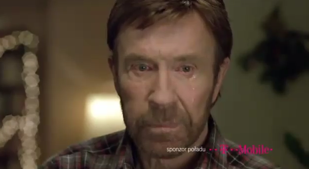 Even chuck norris cries to this...
