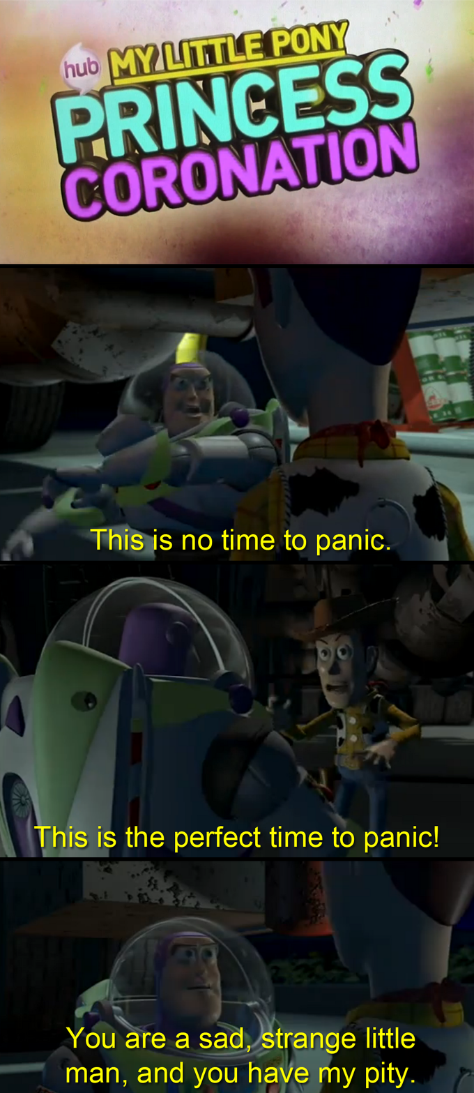 To Panic or Not to Panic