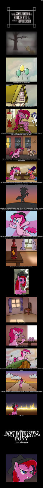 Assassination of Pinkie Pie