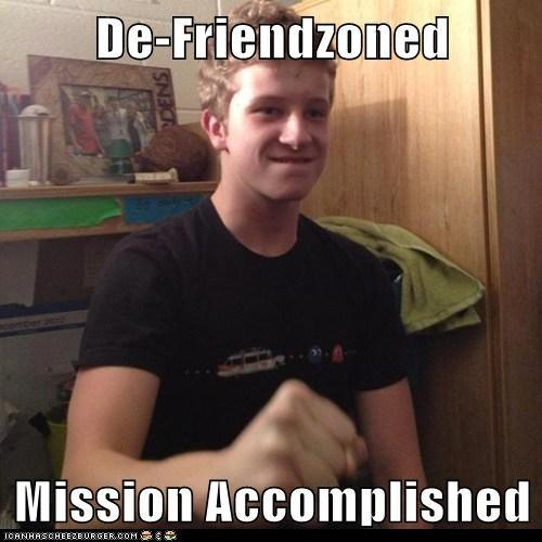 De-Friendzoned