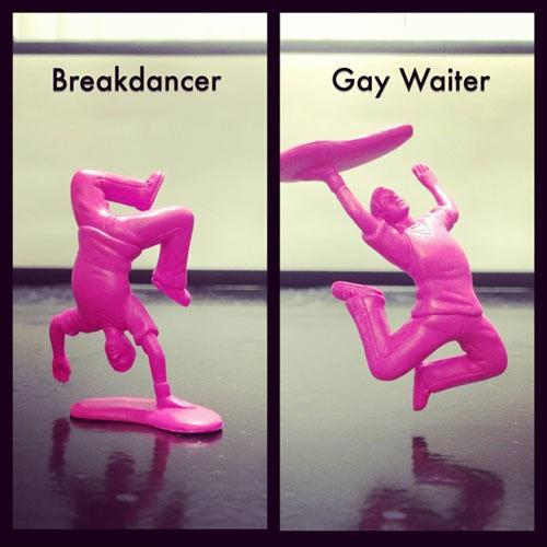The Breakdancer's Secret Life