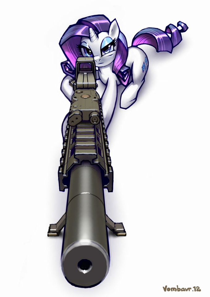 Rarity With A Sniper Rifle