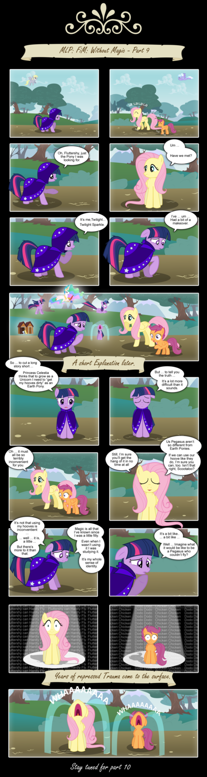 Without Magic - Part 9