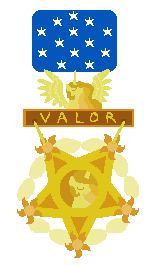 the equestrian medal of honor, awarded to any stallion or mare who displays personal acts of valor that go above and beyond the call of duty