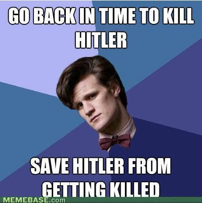 Let's Kill Hitler... Lol jk
