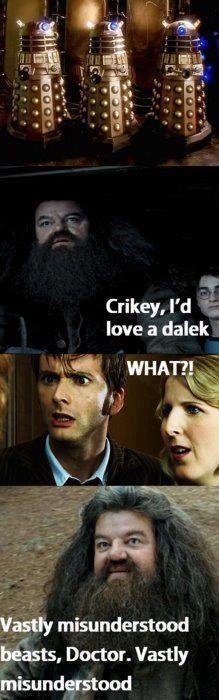 Oh Hagrid...