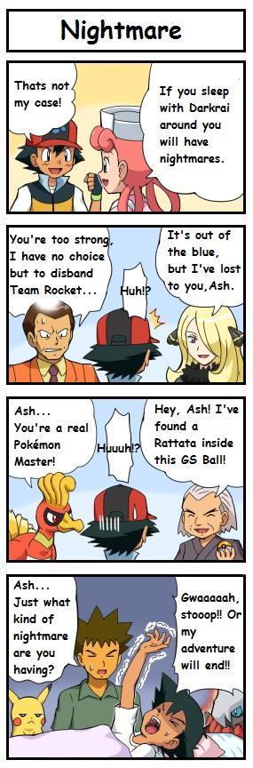 Ash's Nightmare