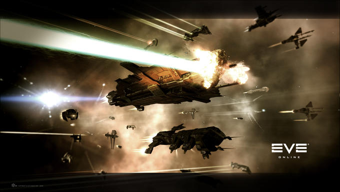 EVE Fleet Battle
