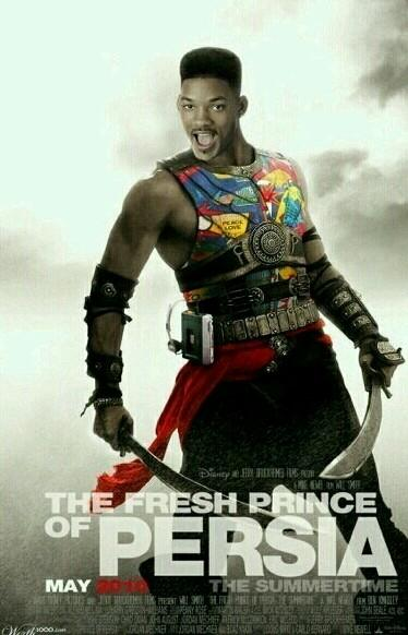The Freash Prince of Persia