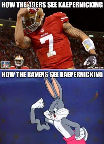 Kaeper-who? Ravens 2012 Super Bowl Champions