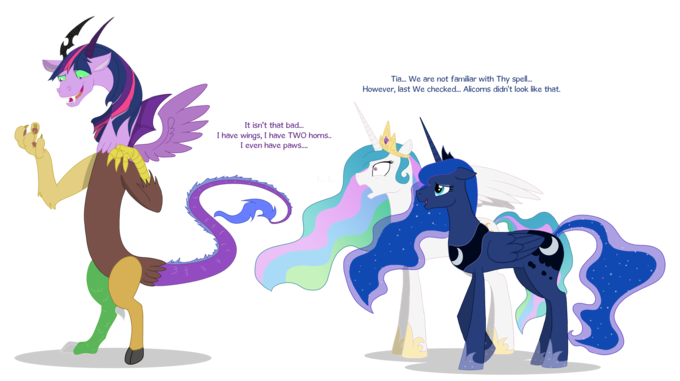 Not an Alicorn