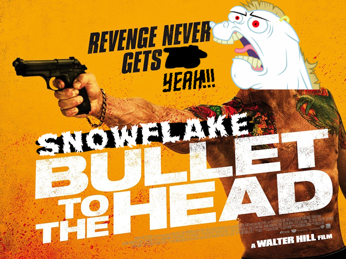 Snowflake: Bullet To The Head