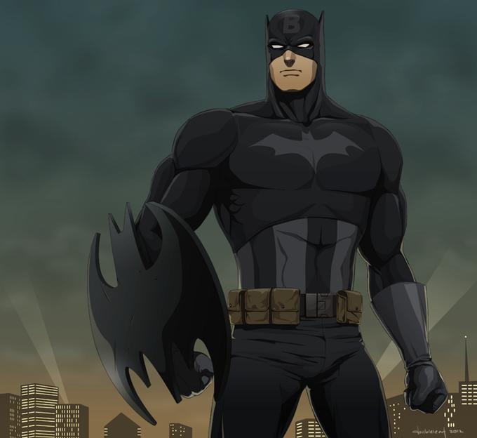 Captain Bat