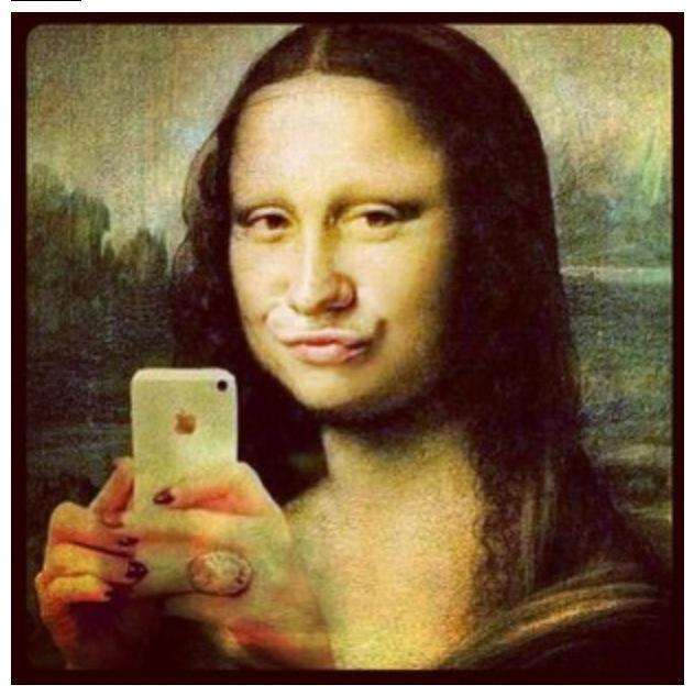 The Mona Lisa Today