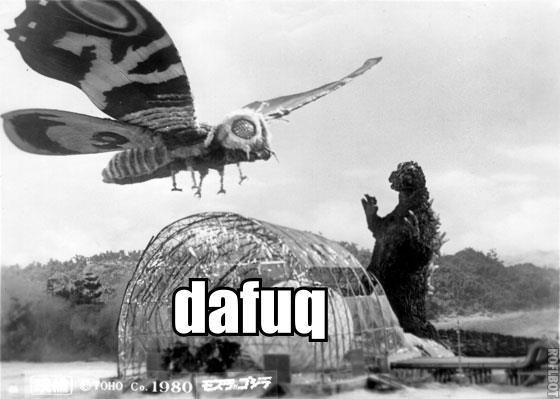 Godzilla-Mothra Dafuq