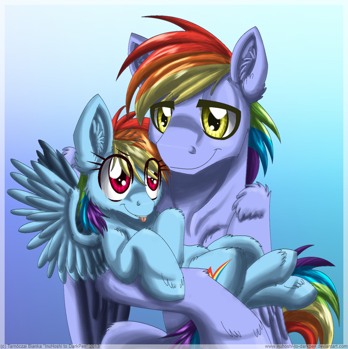 Rainbow in the Family